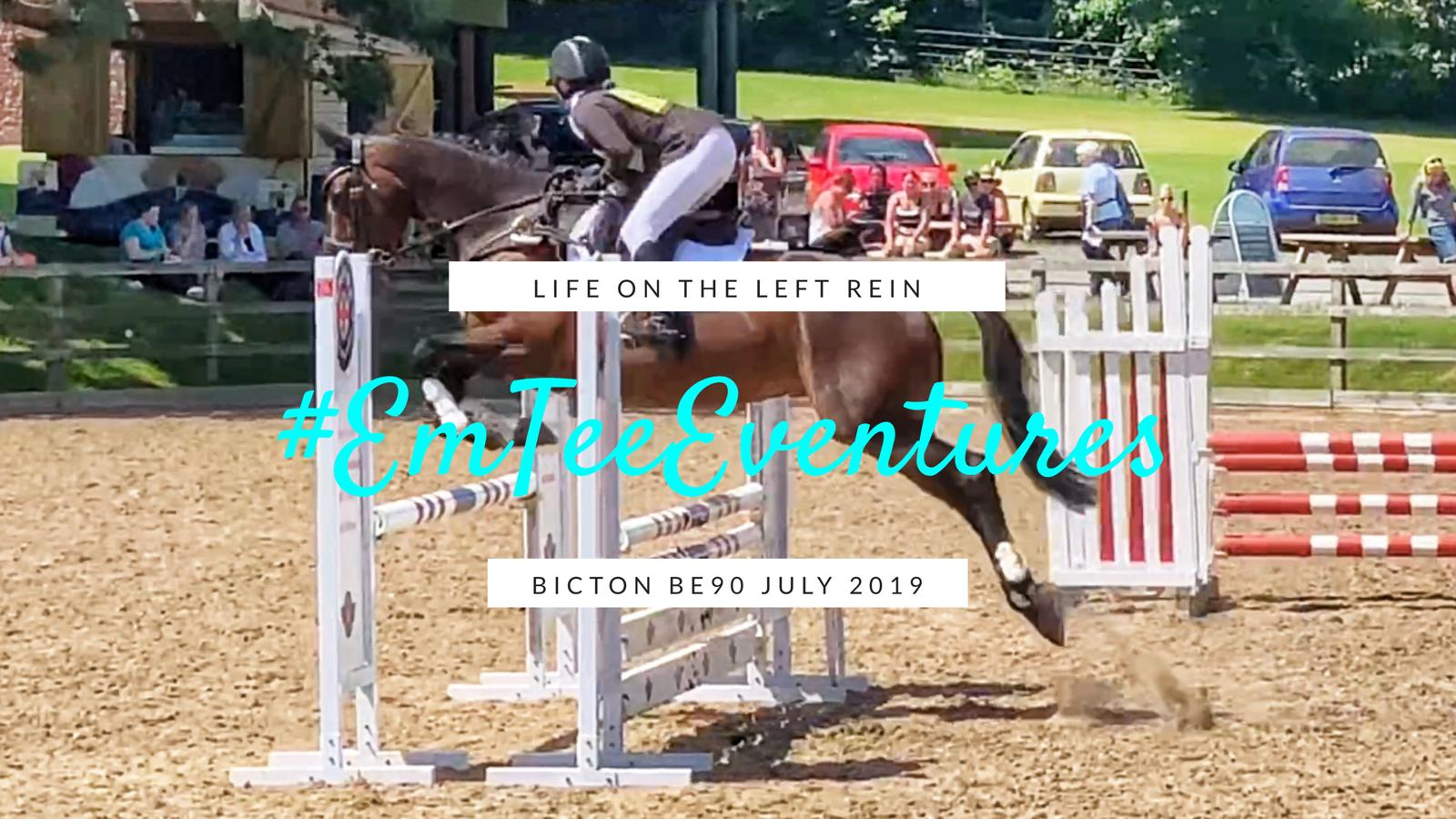 BICTON BE90 July 2019