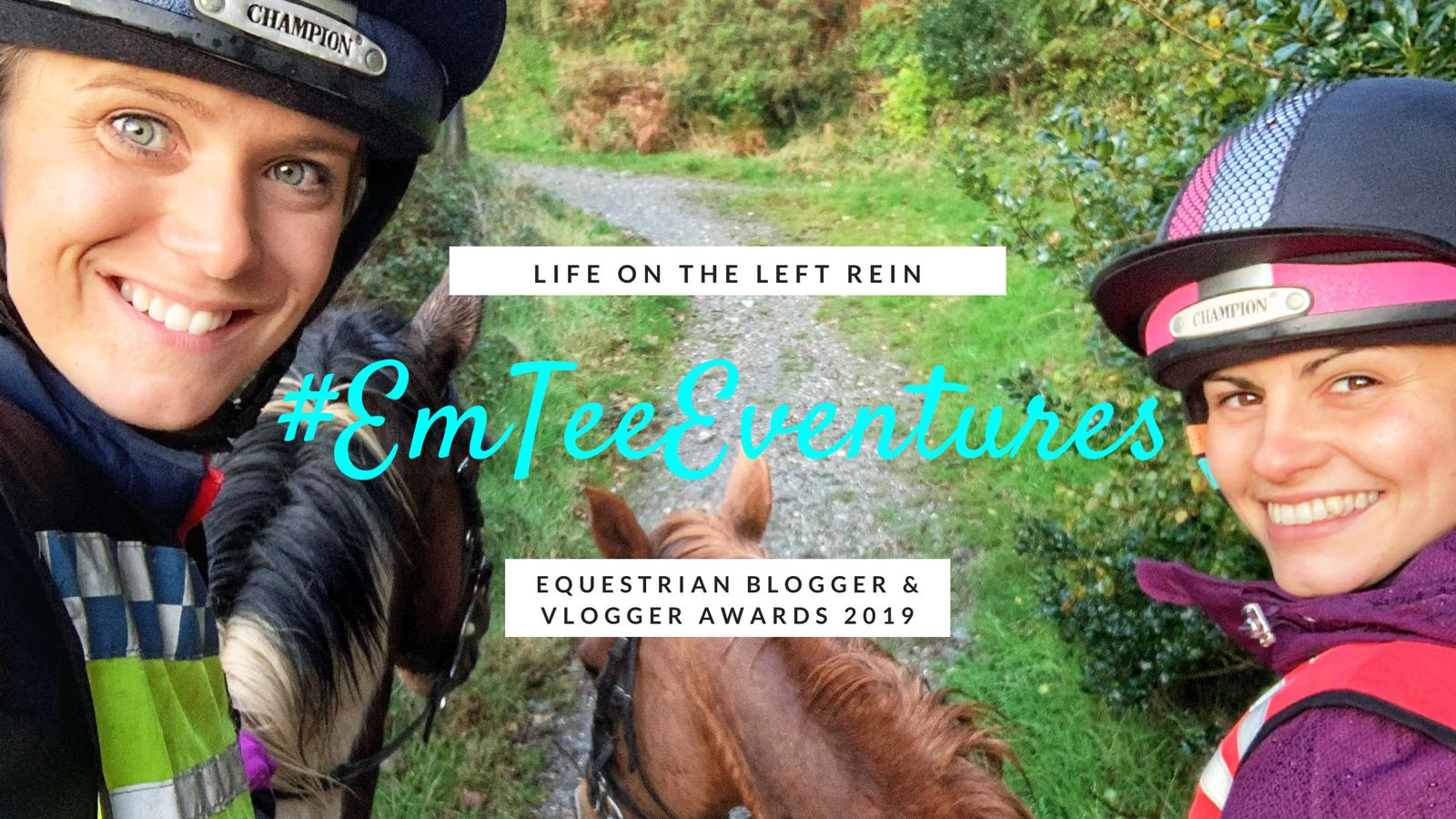 Equestrian Blogger & Vlogger Awards 2019