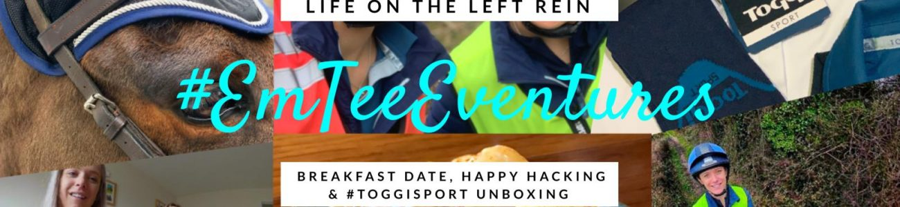 Breakfast Date, Happy Hacking & ToggiSport Unboxing #EmTeeEventures