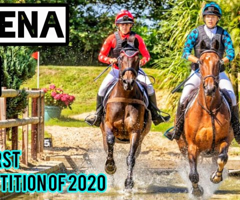 ARENA XC | Our First Competition of 2020!! #EmTeeEventures | Show Vlog