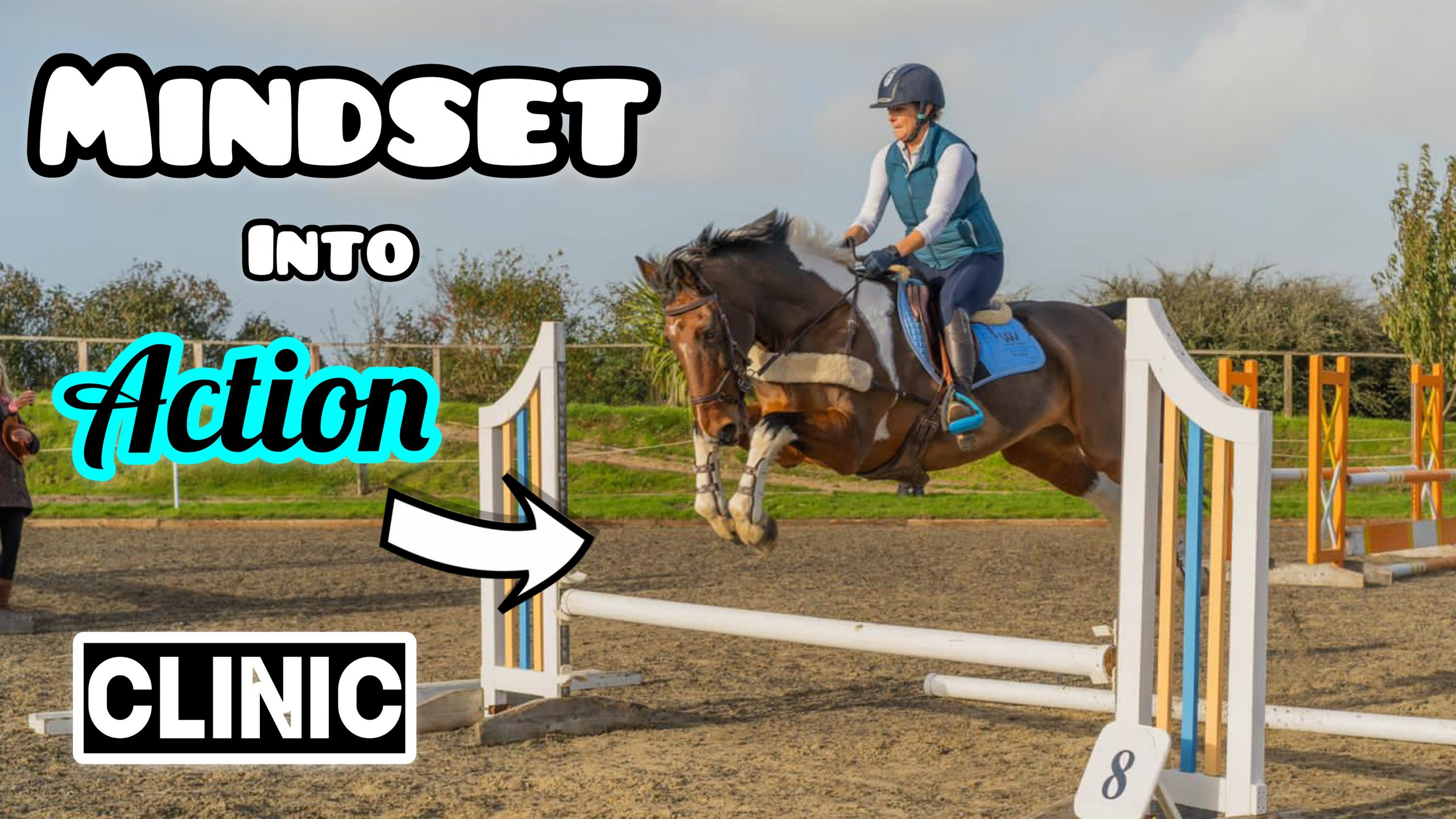 MINDSET INTO ACTION CLINIC | 2 Solo jump lessons in 5 Days 😱