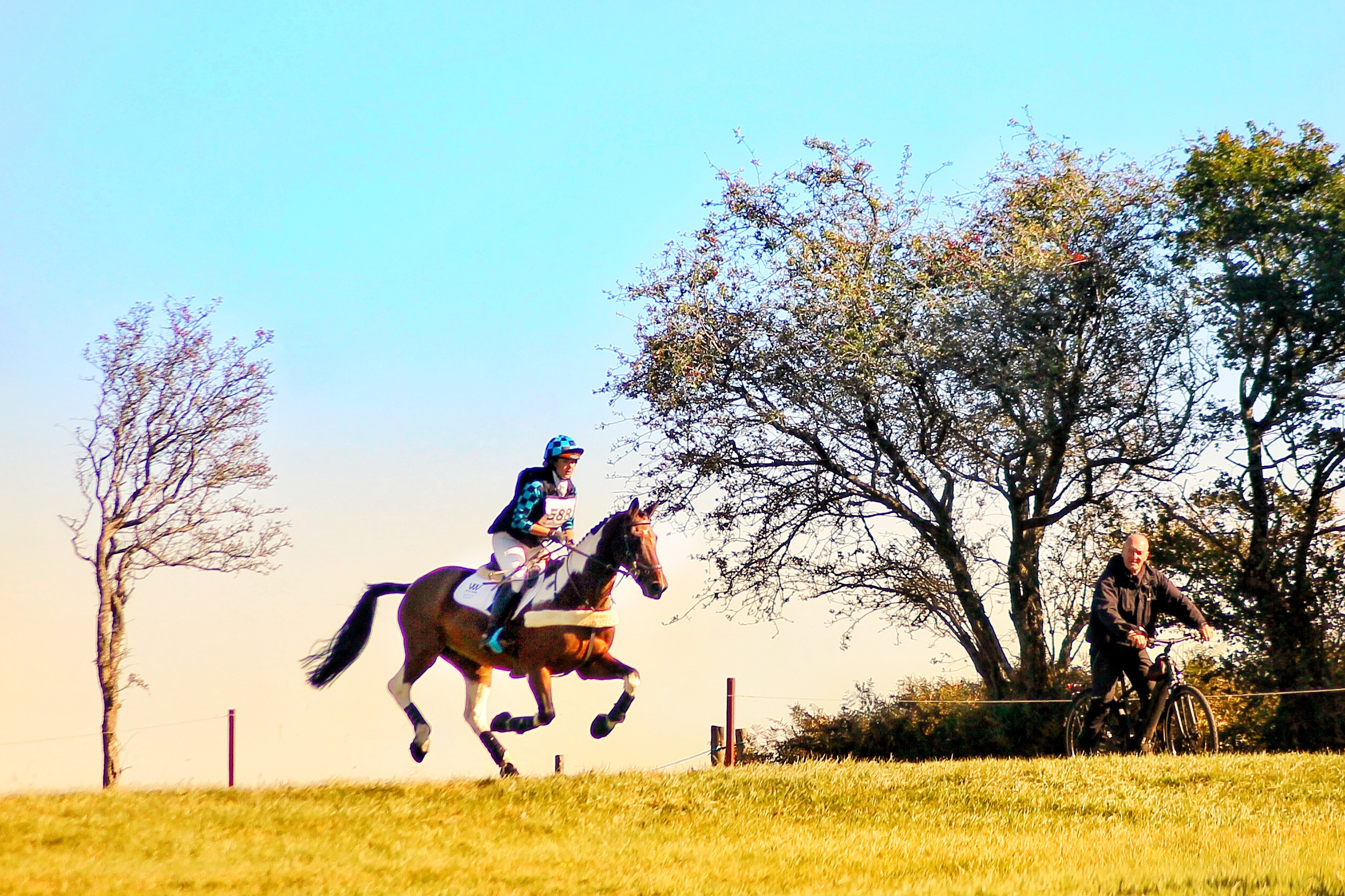 EVENTING – THE FINAL COUNTDOWN