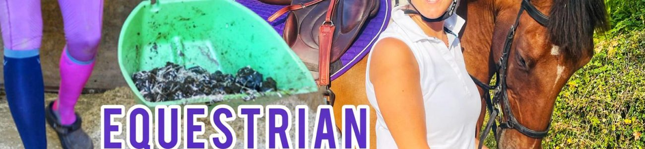 EQUESTRIAN MORNING ROUTINE | Summer Edition ☀️